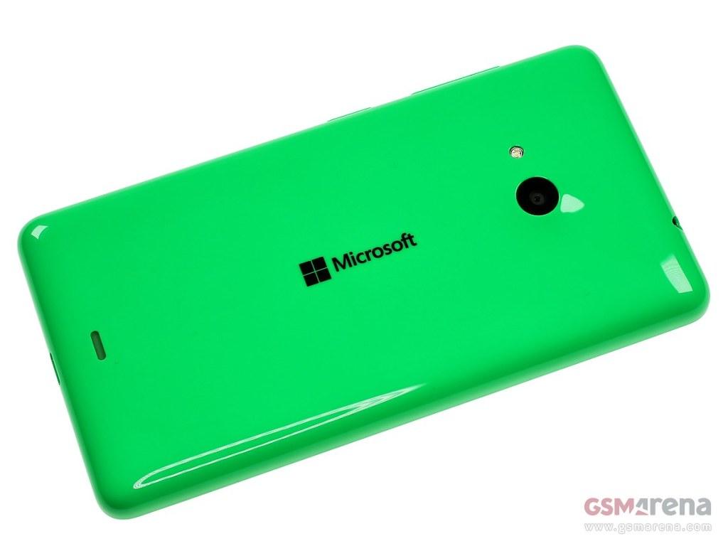 Microsoft Lumia 535 Dual SIM Pictures Official Photos