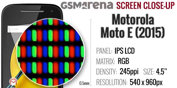 Motorola Moto E (2nd Gen)