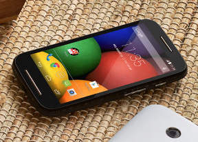 Motorola Moto E review: Have a break!