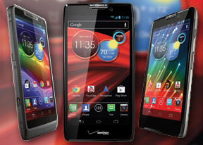 Motorola new RAZR family hands-on: First look