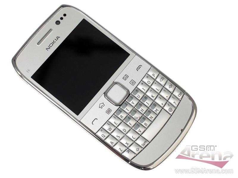 Nokia E6