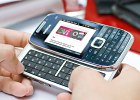 Nokia E75 review: Business on the slide