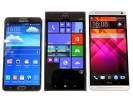 Samsung Galaxy Note 3 vs Nokia Lumia 1520