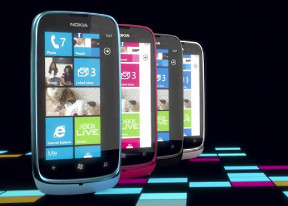 Nokia Lumia 610 review: Basement window