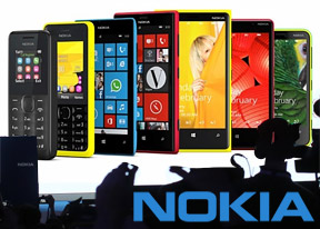 Nokia Lumia 720, Lumia 520, 301, 105 hands-on: First look