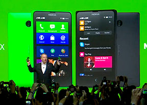 MWC 2014: Nokia X, X+ and XL hands-on