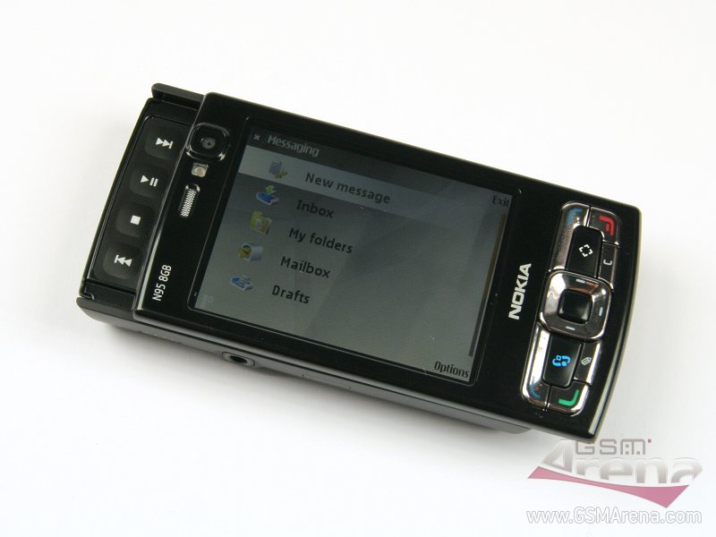 Nokia N95 8GB pictures, official photos