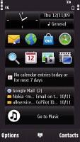 Nokia N97 mini screenshot