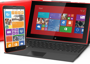 Nokia Lumia 2520, 1320 and Asha lineup hands-on: First look