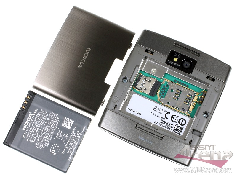 Nokia X5 01 Pictures Official Photos