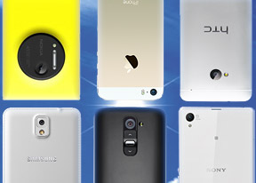 Six-way camera shootout: Smartphone roulette