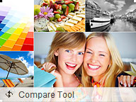 Picture Compare Color poster