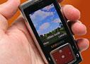 Samsung E950 review: Еccentric slider