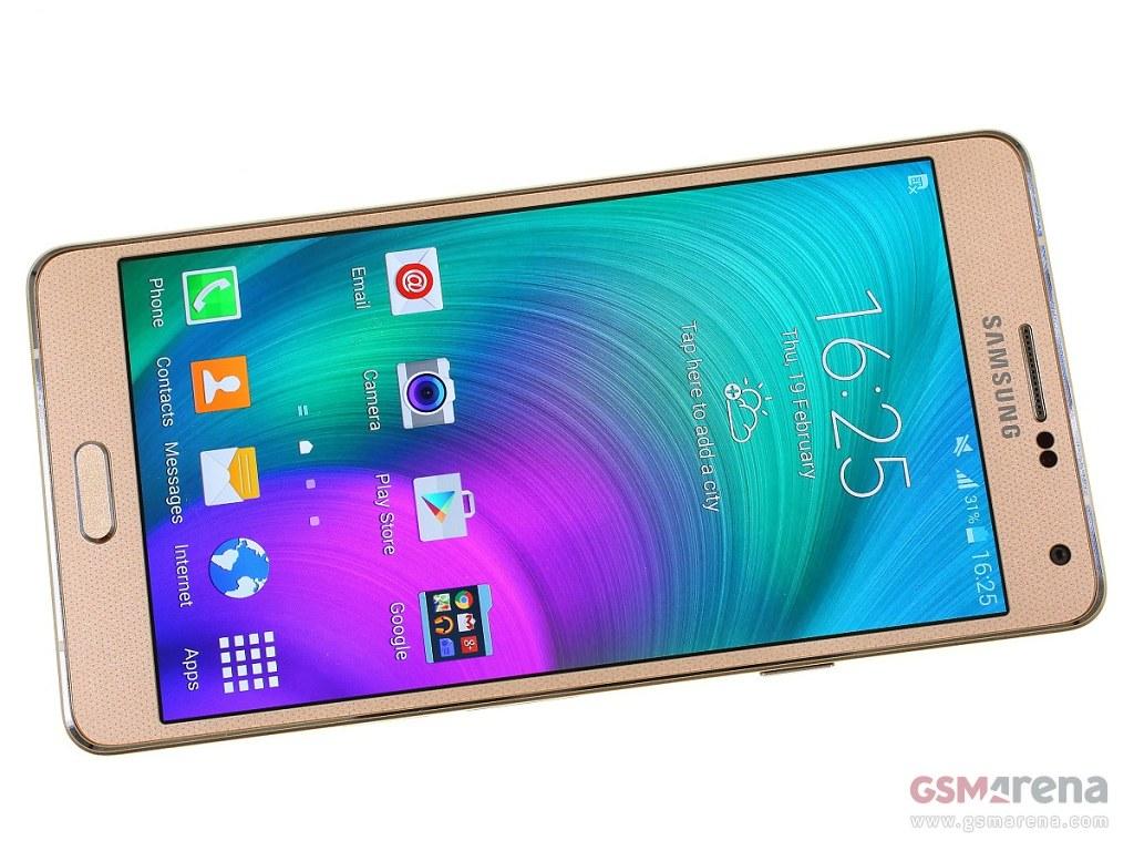 Samsung Galaxy A7 pictures, official photos