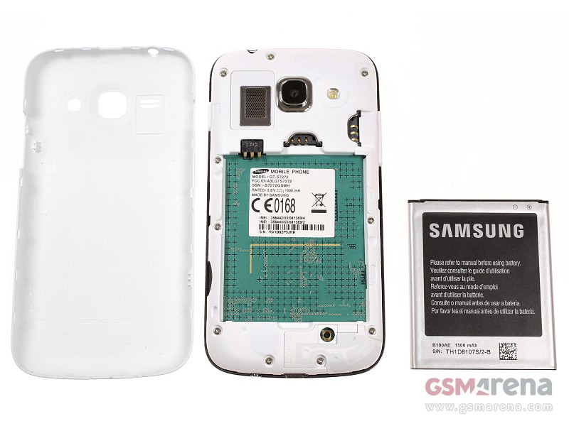 Samsung Galaxy Ace 3 pictures, official photos