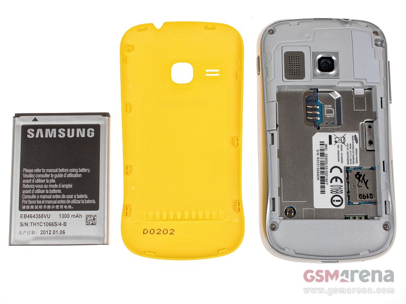 Samsung Galaxy Mini 2 S6500 Pictures Official Photos