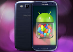 Samsung Galaxy S III Jelly Bean review: Bread and butter