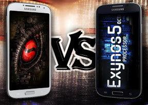Ongekend Samsung I9500 Galaxy S4 vs Samsung I9505 Galaxy S4: Double or PY-25