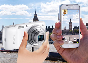 Samsung Galaxy S4 zoom review: Lights, Camera, Android!