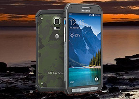 Samsung Galaxy S5 Active review: Combat ready
