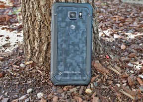 Samsung Galaxy S6 Active review: The triathlete