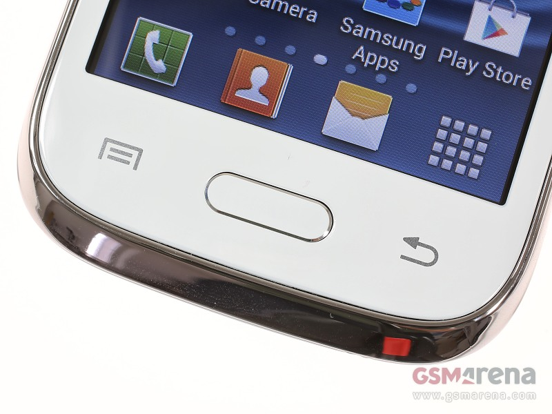 Samsung Galaxy Young S6310 pictures, official photos