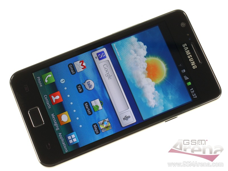 Samsung I9100 Galaxy S II pictures, official photos