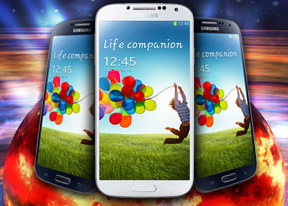 Samsung Galaxy S4 review: Supernova