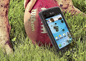 Samsung Rugby Smart review: Tough INC.