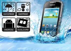 Samsung Galaxy Xcover 2 review: Gone fishing