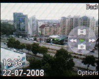 Sony Ericsson W302 screenshot