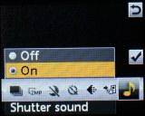 Sony Ericsson W302 screenshot