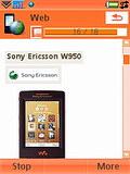 Sony Ericsson W950