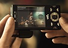 Sony Ericsson W995 review: Ready, set, play
