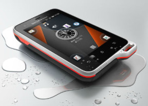 Sony Ericsson Xperia active review: The Rainmaker
