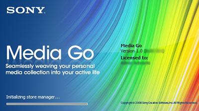 Sony Ericsson Media Go