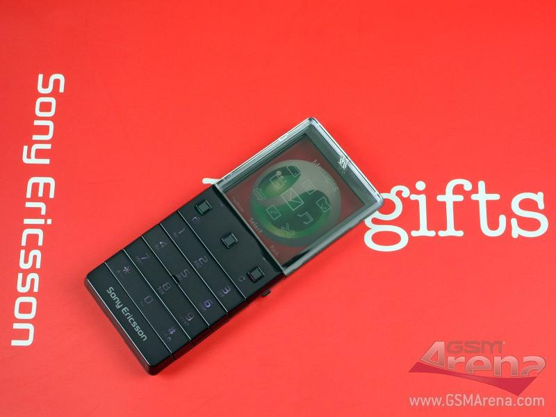 Sony Ericsson Xperia Pureness