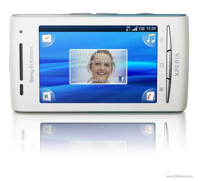Sony Ericsson Xperia X8 pictures, official photos