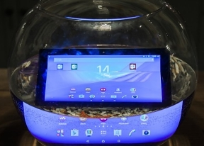 MWC 2015: Sony Z4 Tablet, Xperia M4 Aqua, E4g hands-on