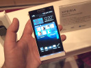 Sony Xperia S Handson