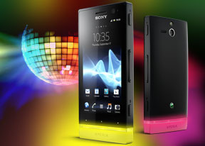 Sony Xperia U review: Fun united