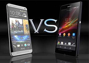 HTC One vs Sony Xperia Z: One to Z
