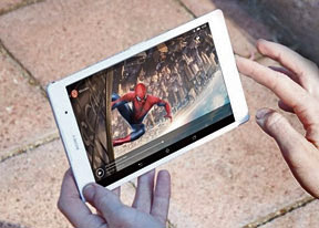 Sony Xperia Z3 Tablet Compact review: Rain or shine
