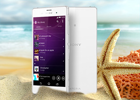 Sony Xperia Z3 review: Hat trick
