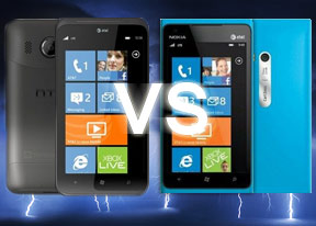 Nokia Lumia 900 vs HTC Titan II: Head to head
