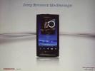 Sony Ericsson XPERIA X10 unveiled